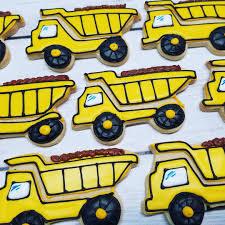 100 Dump Truck Cookies Sugarmamabykimc Hash Tags Deskgram