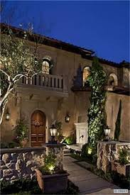 Rustic Italian Style Home