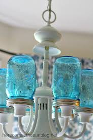 diy jar chandelier bob vila