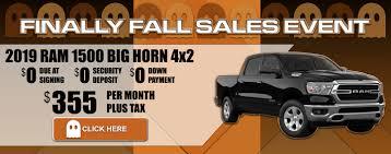 Anaheim Chrysler Dodge Jeep RAM Fiat Dealership In Orange County