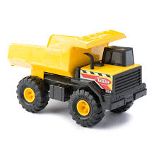 Tonka Classic Steel Mighty Dump Truck | Huckberry