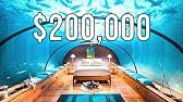 104 The Water Discus Underwater Hotel Living Under Youtube