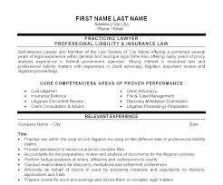 Lawyer Resume Sample Legal Attorney Examples It Shows The Activity When