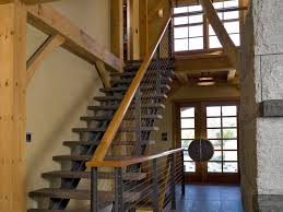 Cable Railing & Custom Stairs Project Gallery - Keuka Studios Stainless Steel Cable Railing Systems Types Stairs And Decks With Wire Cable Railings Railing Is A Deco Steel Guardrail Deck Settings And Stalling Post Fascia Mount Terminal For Balconies Decorations Diy Indoor In Mill Valley California Keuka Stair Ideas Best 25 Ideas On Pinterest Stair Alinum Direct Square Stainless Posts Handrail 65 Best Stairways Images Staircase