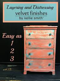 DIY Vintage Furniture Painting
