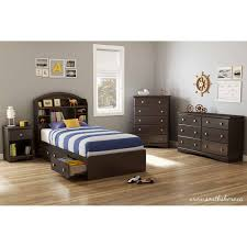 South Shore 6 Drawer Dresser Assembly by South Shore Morning Dew 6 Drawer Dresser Chocolate Walmart Com