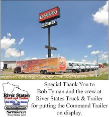 Special-thanks-to-river-states | Eau Claire Big Rig Truck Show Heavy Truck Dealerscom Dealer Details River States And Selfdriving Trucks Are Now Running Between Texas And California Wired Tanks Stainless Repair Roundup In Wis Hosting Show Haing A Fuelmileage A Complete Guide To Rv Camping State Parks Of The United Cvtc Board Meeting Agenda March 22 2018 Pride Polish Circuit Continues This Month At Customz Trailer Hsr Associates Simard Suspeions Competitors Revenue Employees Owler Uwla Crosse Cba Building Bridges Spring By University Hours Location Eau Claire Wisconsin