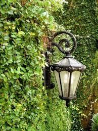 solar wall lantern foter