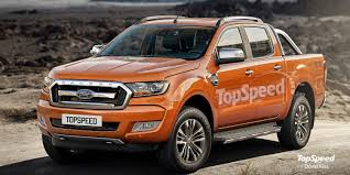 100 Future Ford Trucks USMarket Ranger Rendered Authority