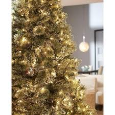 8 Ft Pre Lit Multicolor Christmas Tree by Martha Stewart Prelit Christmas Tree Christmas Lights Decoration
