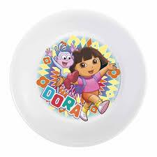 Dora The Explorer Kitchen Set by Dora The Explorer Cereal Bowl For Sale Dora Zak Zak Designs