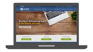 Caliber Home Loans Website
