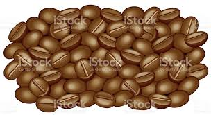 Illustration Of Coffee Beans Mocha Royalty Free Stock Vector Art
