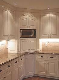 Corner Kitchen Cabinet Ideas by Design Ideas And Practical Uses For Corner Kitchen Cabinets