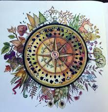 113 Best Johanna Basford Compass Oo Images On Pinterest
