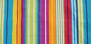 Material For Curtains And Upholstery by Aerobics Stripe Deckchair Fabric For Alice U0027s Curtains Fabrics