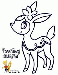 Viewing Gallery For Pokemon Coloring Pages 104283 Eevee Evolutions