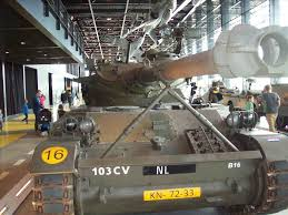 Dutch Flower Truck Amx Light Tank The National Military Museum Used S For Sale Online