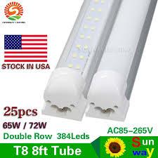 fluorescent lights 8 ft fluorescent light bulb 8 foot ho