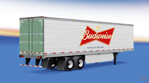 On Budweiser Reefer Semi-trailer For American Truck Simulator Budweiser Truck Stock Images 40 Photos Ubers Selfdriving Startup Otto Makes Its First Delivery Budweiser Truck And Trailer Pack V20 Fs15 Farming Simulator Truck New York City Usa Photo Royalty Free This Is For Semi Trucks And Ottos Success Vehicle Wrap Gallery Examples Hauls Across Colorado In Selfdriving Hauls Across With Just Delivered 500 Beers Now Brews Its Us Beer Using 100 Renewable Energy Clyddales Boarding The Ss Badger 1