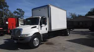 Box Truck For Sale In Pensacola, Florida