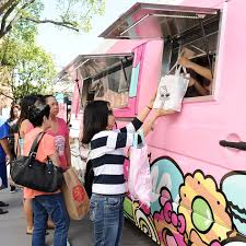 Hello Kitty Cafe Truck Bringing Cuteness To Carlsbad And Chula Vista ...