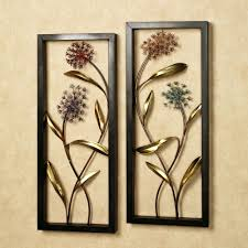 Fetco Home Decor Brinley Wall Art by Contemporary Metal Wall Art India 101design