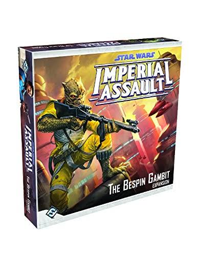 Star Wars Imperial Assault: Bespin Gambit Expansion