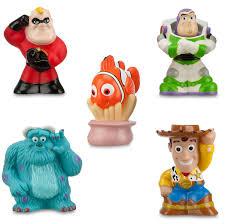 amazon com disney pixar toy story the incredibles finding nemo