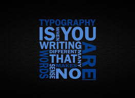 Rules For Creating Effective Typography