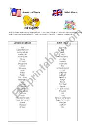 British Words American Words - ESL Worksheet By Soniaanzivino Truck Driver Wins 7500 From California Lottery Scratchers 5 Lorry Receipt Format Templates Pdf Free Premium British Fire Engine Stock Photos Images My Big Book Board Books Roger Priddy 9780312511067 A Great Technical English Vocabulary And Grammar Saw A Pepsi Delivery Truck Doing Wheelie Sqwabb 4th Grade Sight Words 5th Word List Homework Pinterest American Whats The Difference Rose Of York Maps Dialect Prunciation Regional Variations 1 Peter Vineys Blog