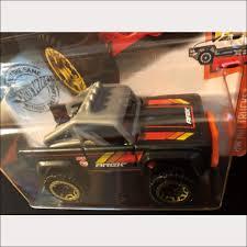 100 Custom Toy Trucks 2019 Hot Wheels Treasure Hunts HW Hot Ford Bronco 186 164 Scale