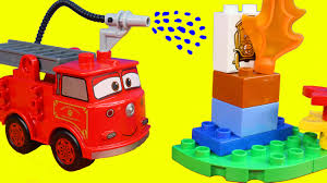 Disney Pixar Cars Lego Duplo Red Puts Out Fire Lightning McQueen ... Lego Duplo Fire Station 6168 Toys Thehutcom Truck 10592 Ugniagesi Car Bike Bundle Job Lot Engine Station Toy Duplo Wwwmegastorecommt Lego Red Engine With 2 Siren Buy Fire Duplo And Get Free Shipping On Aliexpresscom Ideas Pinterest Amazoncom Ville 4977 Games From Conrad Electronic Uk Multicolour Cstruction Set Brickset Set Guide Database Disney Pixar Cars Puts Out Lightning Mcqueen