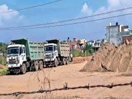 100 Truck Tracking System Vehicles That Transport Sand To Have A Hologram GPS Tracking System