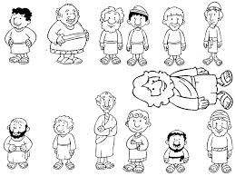 Lección 2 Jesús Llama A Sus Discípulos Iglesia De Niños