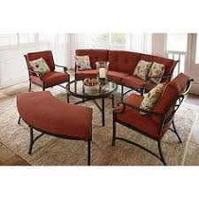 the mallorca collection s 7 piece dining set from martha stewart