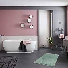 schöner wohnen kollektion badezimmerteppich 40 x 60 cm sehr flauschige badematte waschbar und rutschhemmend