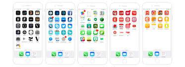 How To Organize Your Apps – Nina Zidani – Medium