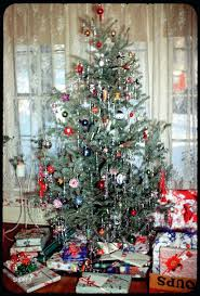 Vintage Christmas Tree Merry From Blue Earth Free Images