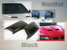 100 Truck Hood Scoops Universal Eclipse Dual Air Vent Vents On PopScreen