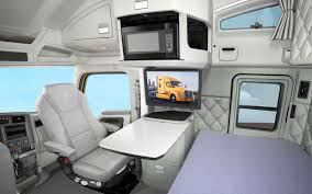 100 Semi Truck Interior Kenworth Sleeper Bing Images S Pinterest