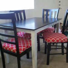 Seat Cushions Dining Room Chairs Large And Beautiful Solid Oak With Within Chair