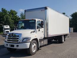 100 Straight Trucks For Sale With Sleeper HINO Box Van Truck N Trailer Magazine