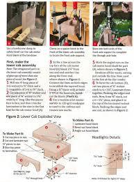 wooden toy truck plans u2022 woodarchivist