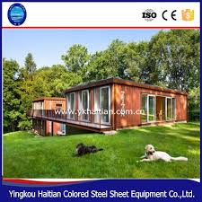 100 Homes Made Of Steel Ready Economic Prefabricated Houses Cheap Prefab For Sale