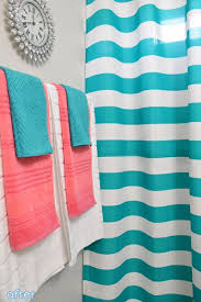 Blue Chevron Bathroom Set by Best 25 Coral Bathroom Decor Ideas On Pinterest Coral Bathroom