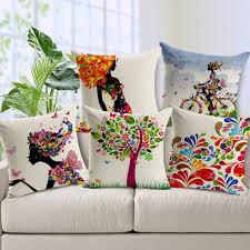 coussins de canapé coussin de decoration pour canape maison design bahbe com
