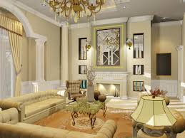 Perfect Luxurious Classic Living Room Decor Concerning Remodel Home Interior Design Ideas With