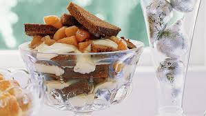 Pumpkin Mousse Trifle Country Living by Gingerbread Trifle With Cognac Custard And Pears