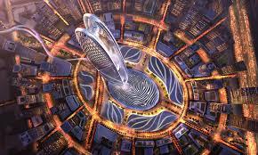100 Burj Al Arab Plans Dubai Announces 550m Tower Jumeira CNN Style